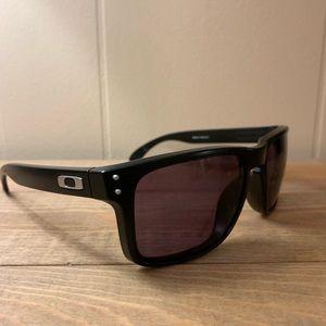 Oakley Holbrook Warm Grey Sunglasses